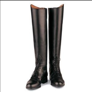 • Ariat Leather Riding Boots #55101 Black